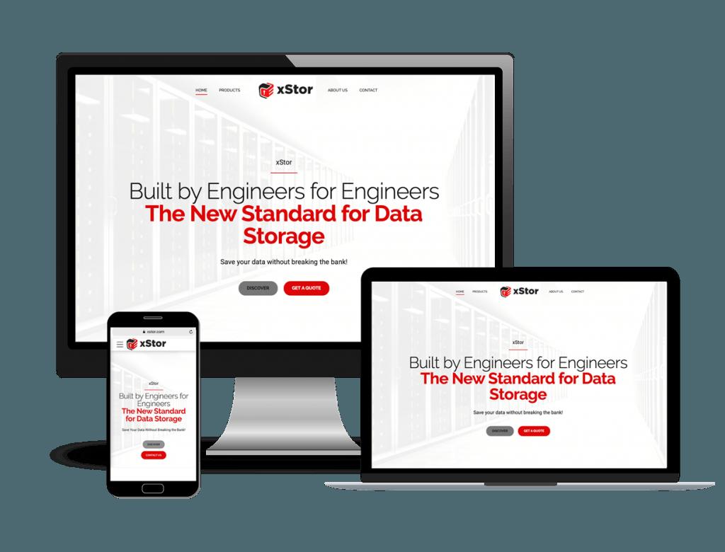 Besavant webdesign StartUps